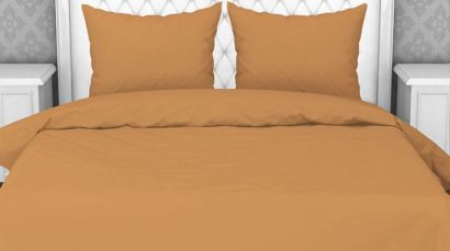 Гладкокрашеные ткани для постельного белья